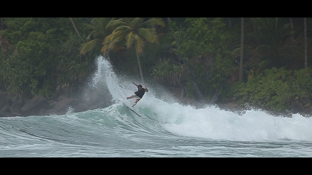SOUL & SURF - COMMERCIAL FILM / SRI LANKA